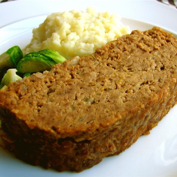 savory buttermilk meatloaf photos