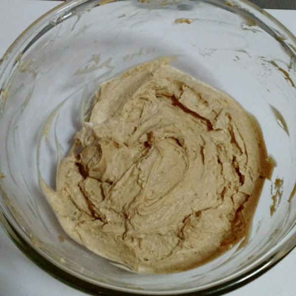 peanut butter yogurt dip photos