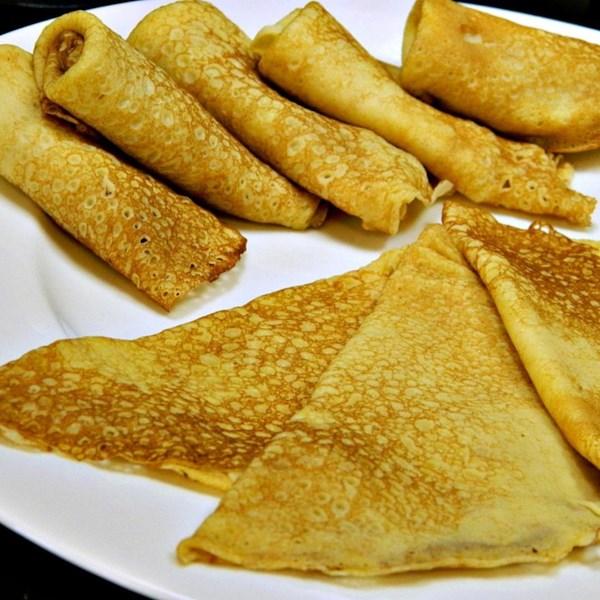 authentic swedish pancakes photos