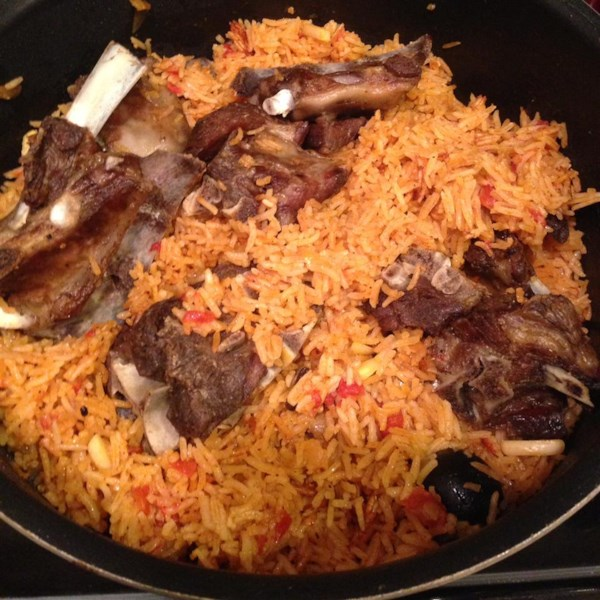 Chicken Kabsa (Saudi Traditional)