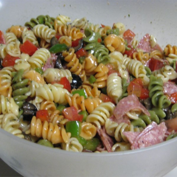 antipasto pasta salad photos