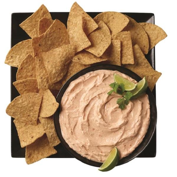 creamy taco dip photos