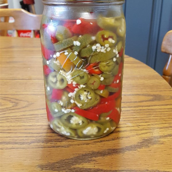 Allrecipes Quick Pickled Jalapeno Rings