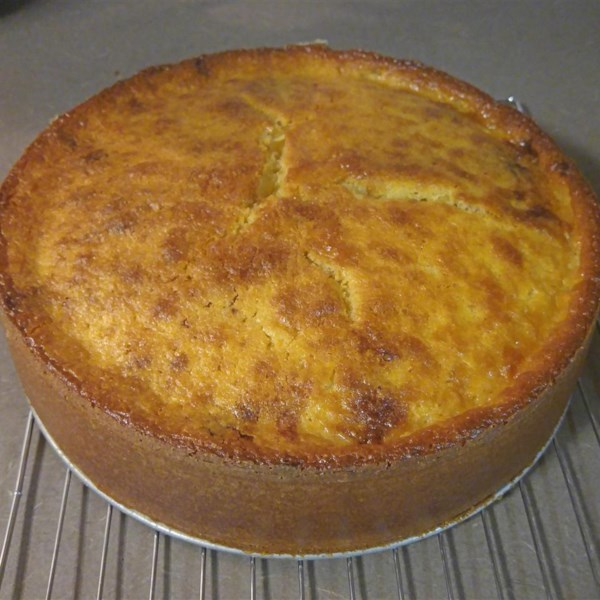 sweet cornbread cake photos