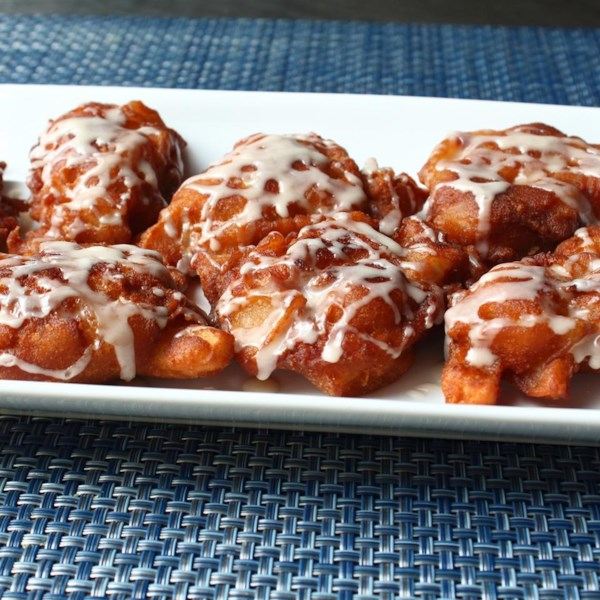 chef johns apple fritters photos