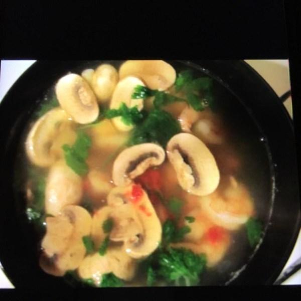 jet tilas tom yum goong soup photos