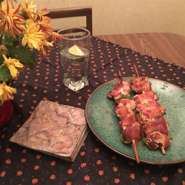grilled pheasant poppers photos