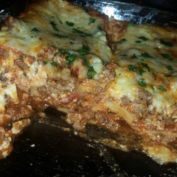 grandmas best ever sour cream lasagna photos