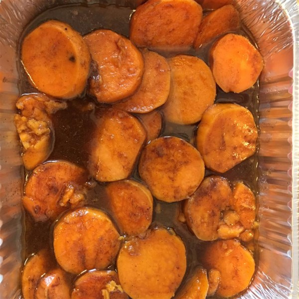 Southern Candied Sweet Potatoes Photos