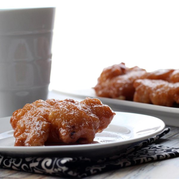 pineapple fritters photos