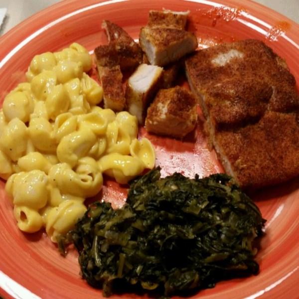 pork rub rubbed and baked pork chops photos