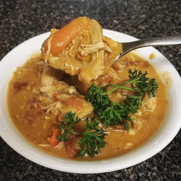 ashleys african peanut soup photos