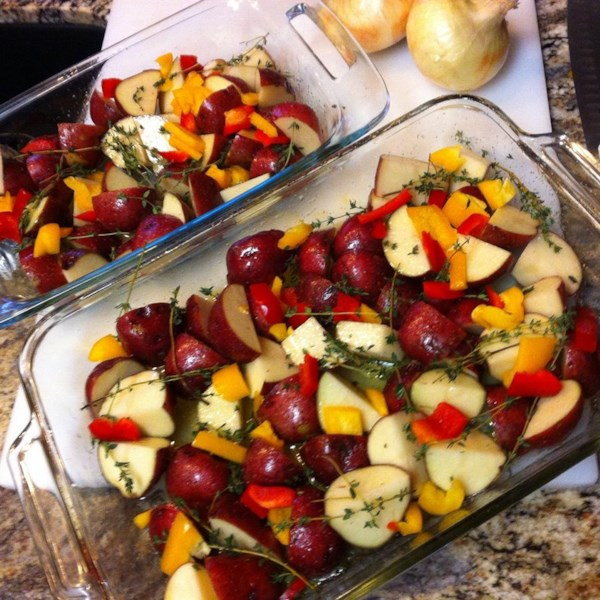 How To Make Roasted Red Potatoes Food Wishes
