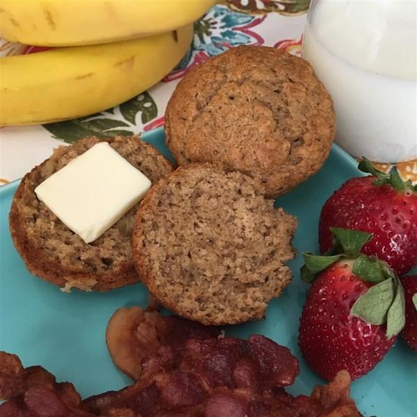 ultimate banana muffins photos