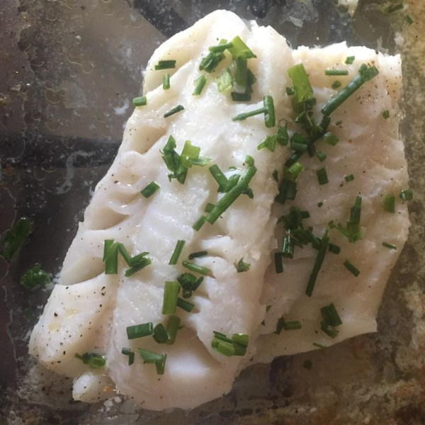 perfect ten baked cod photos