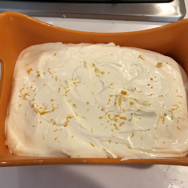 lemon cooler cream cake photos
