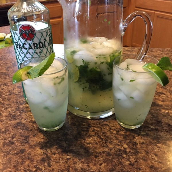 mojitos by the pitcher photos