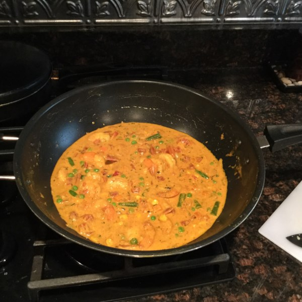 indian shrimp curry photos