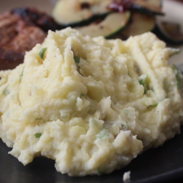 mashed potatoes with horseradish photos