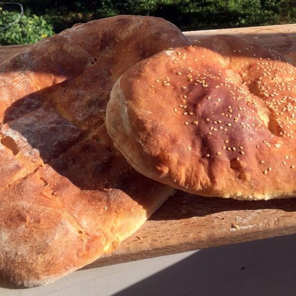 ekmek turkish bread photos