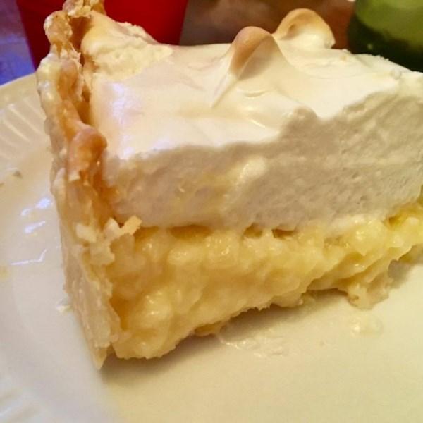 grandma ts pineapple cream pie photos