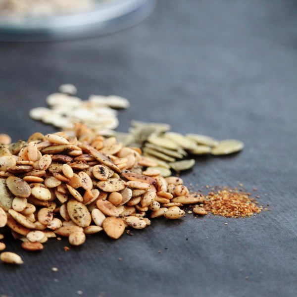 roasted tajin r pumpkin seeds photos