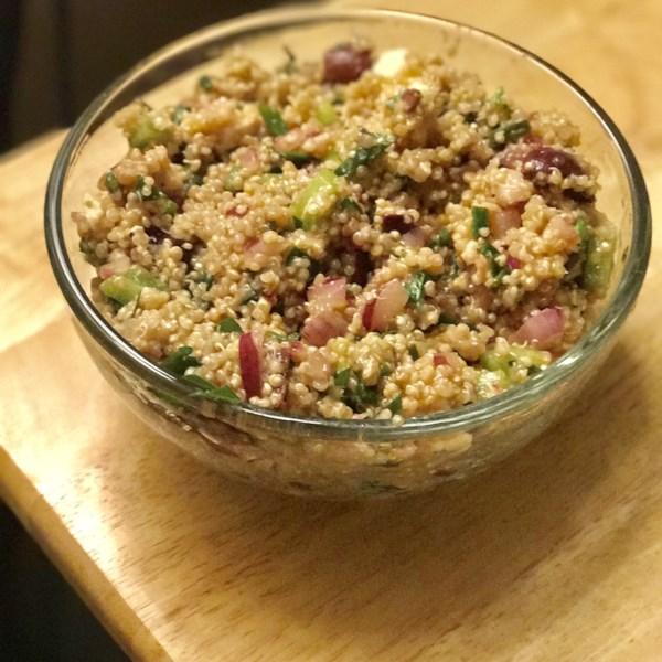 mediterranean quinoa salad photos