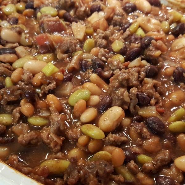 Calico Beans Photos