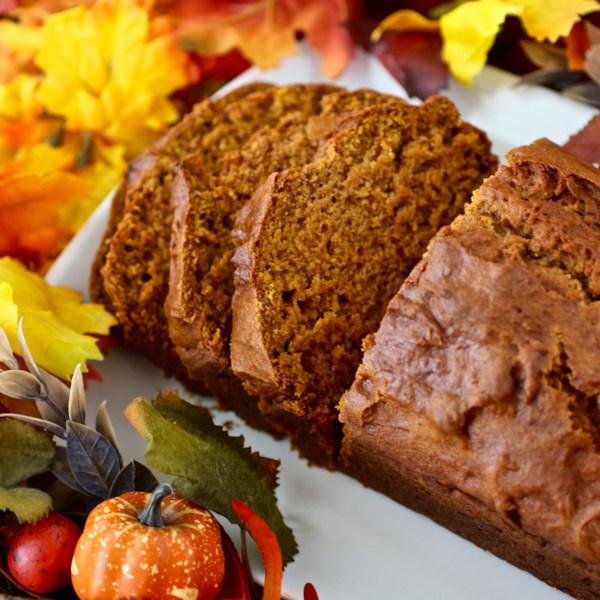 downeast maine pumpkin bread photos