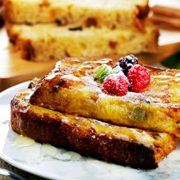 bauducco panettone french toast photos