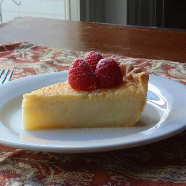 chef johns buttermilk pie photos