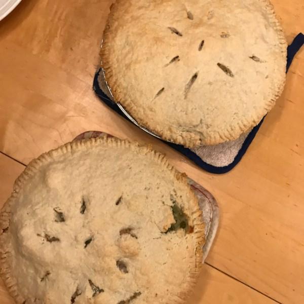 pheasant pot pie photos