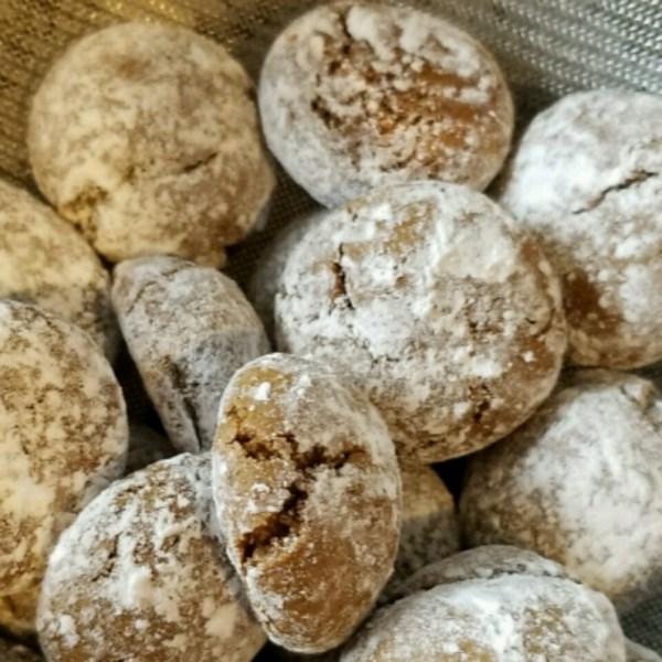 pfeffernusse cookies photos