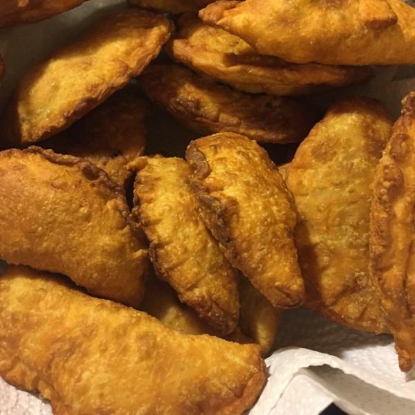 fried empanadas photos