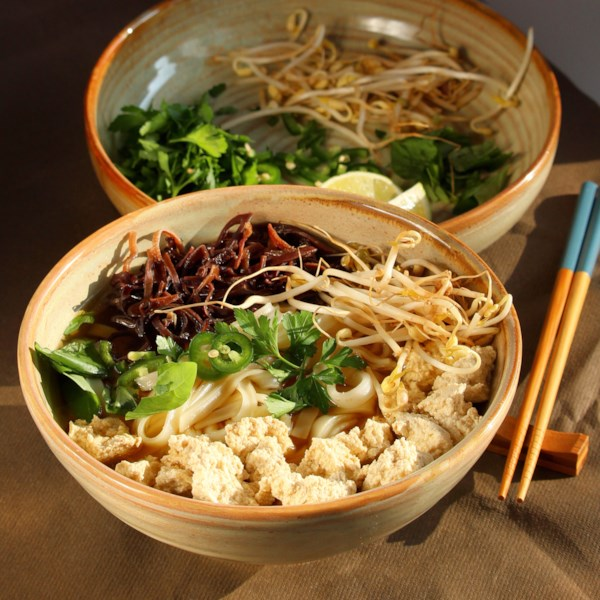 Vegetarian Pho (Vietnamese Noodle Soup) Photos - Allrecipes com