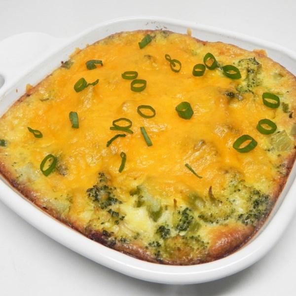 savory broccoli souffle photos