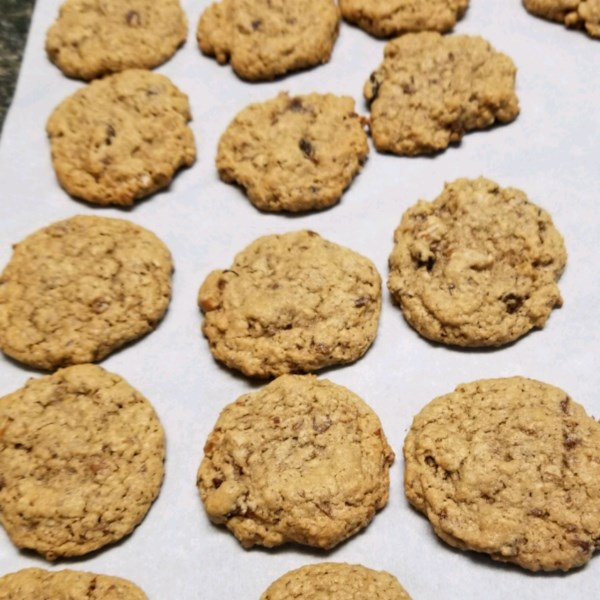 oatmeal raisin cookies iv photos