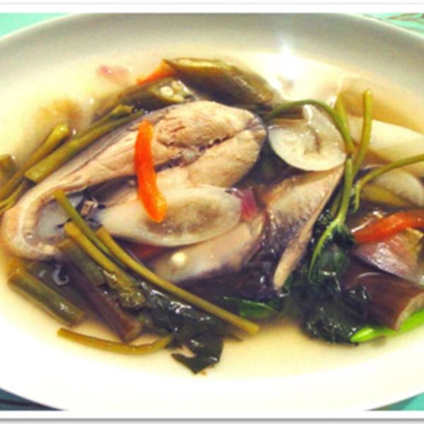 sinigang na bangus filipino milkfish in tamarind broth photos