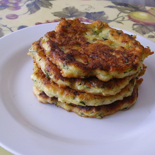 old fashioned italian zucchini fritters photos