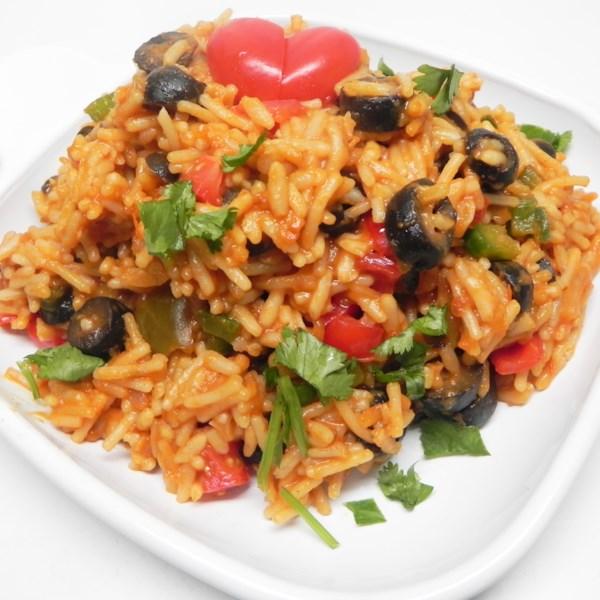 rice cooker spanish rice photos