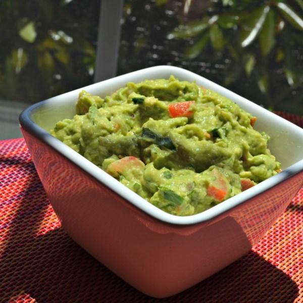 traditional mexican guacamole photos