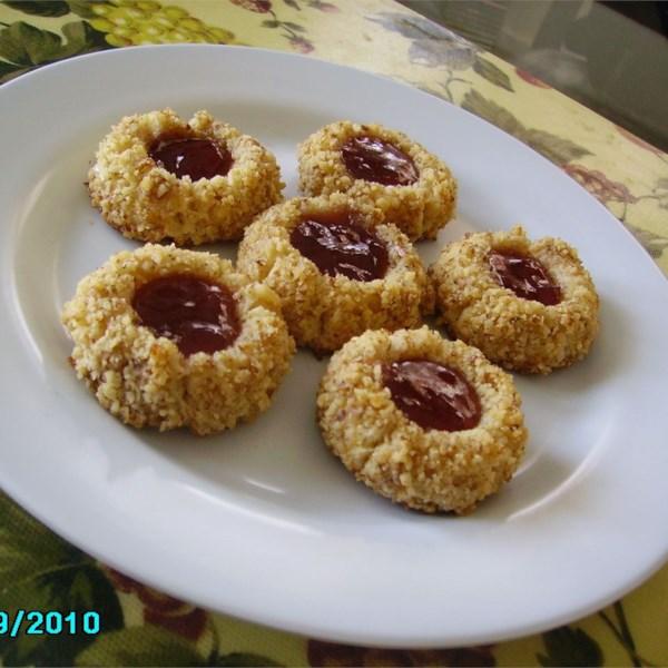 Thumbprint Cookies I Photos