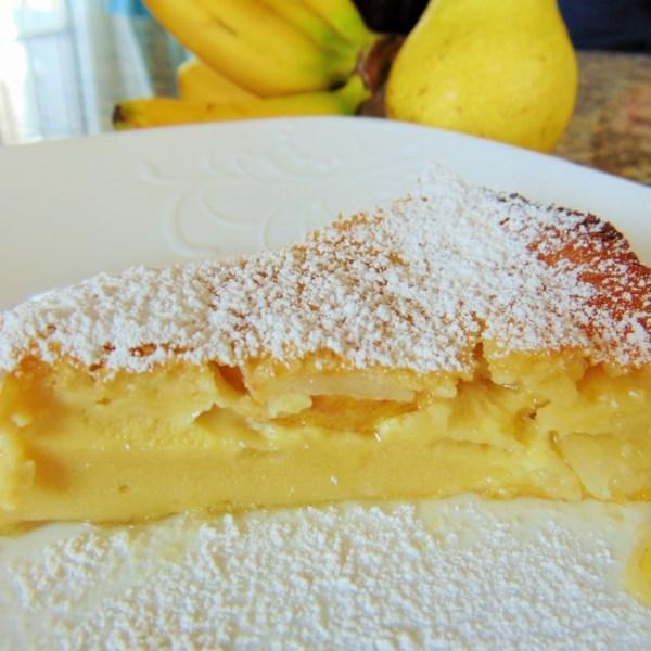 german pear pancake photos
