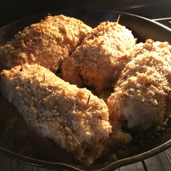 cordon bleu chicken rolls photos