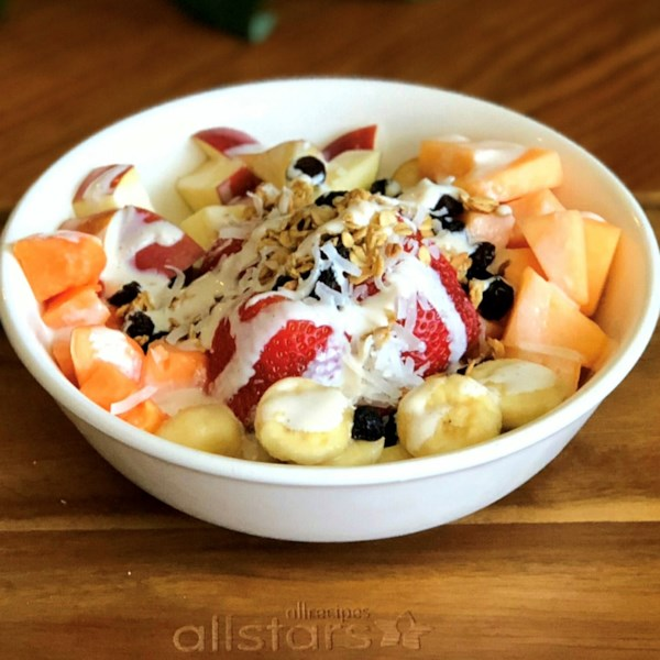 bionicos mexican fruit bowls photos