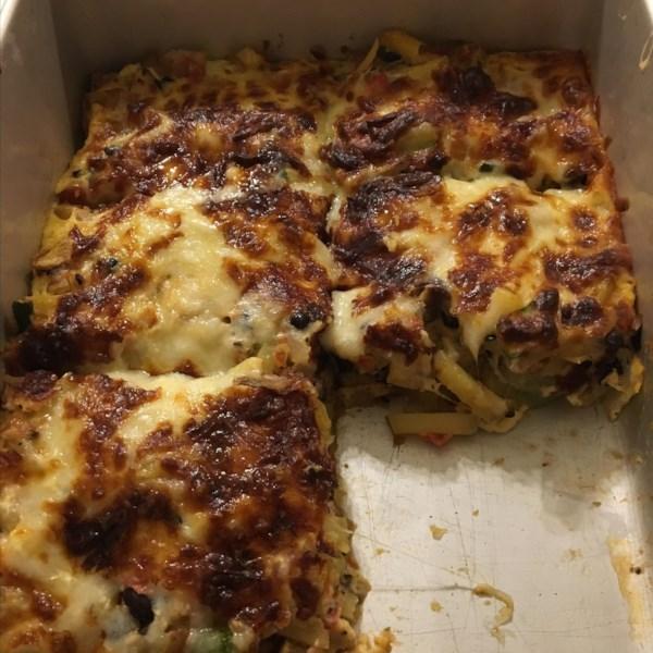 potato and vegetable frittata photos