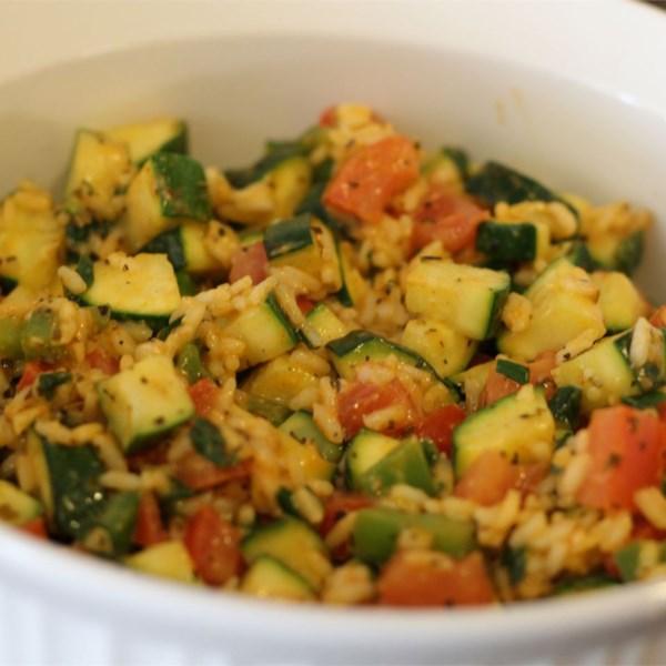 zucchini herb casserole photos