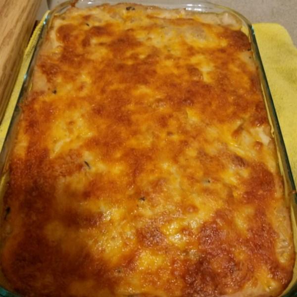 mama moes scalloped potatoes photos