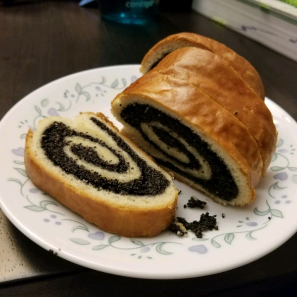 old world poppy seed roll photos