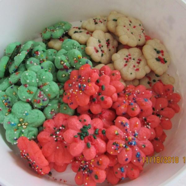 cookie press shortbread photos